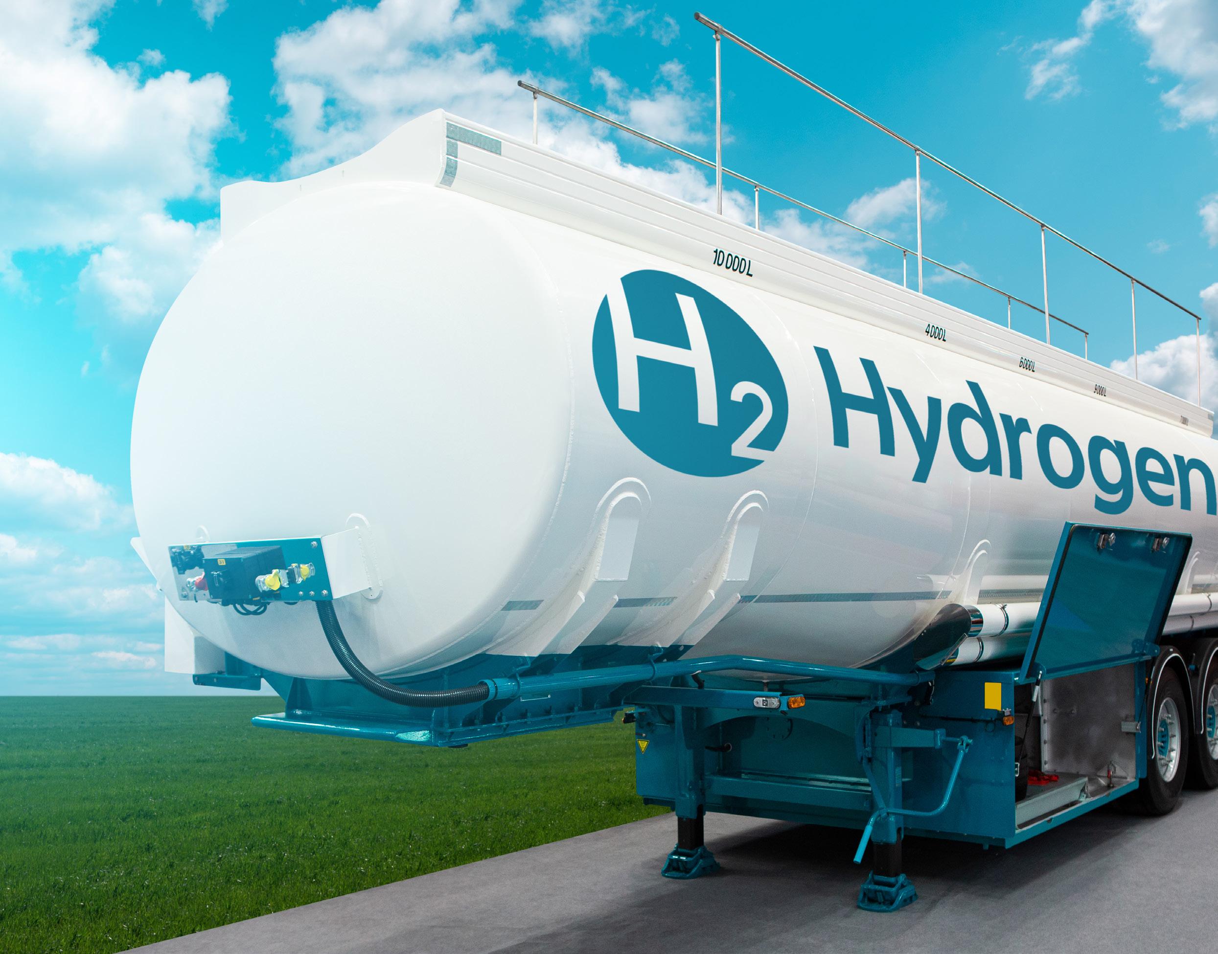 hydrogen tank