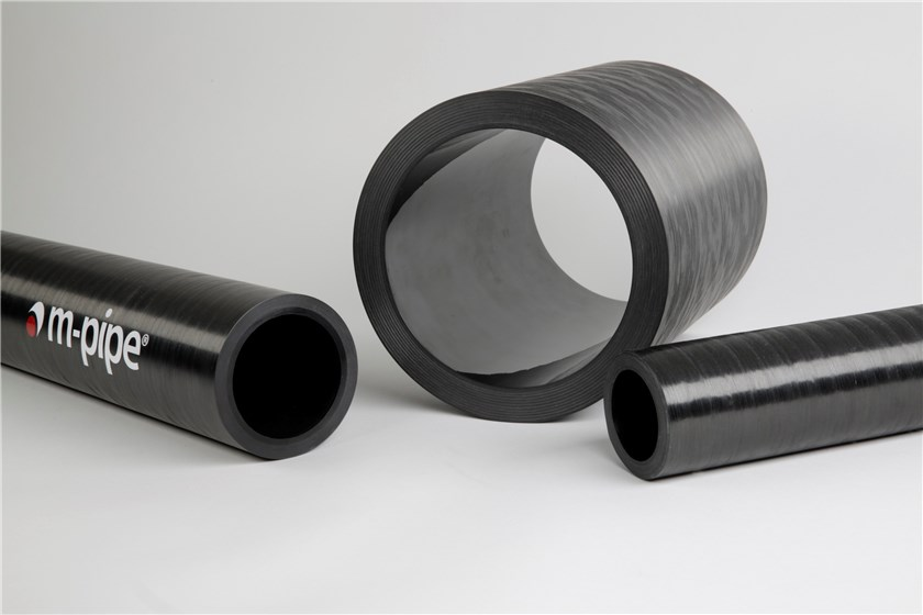 Victrex composite solution in Magma´s m-pipe (C) Magma Global Ltd
