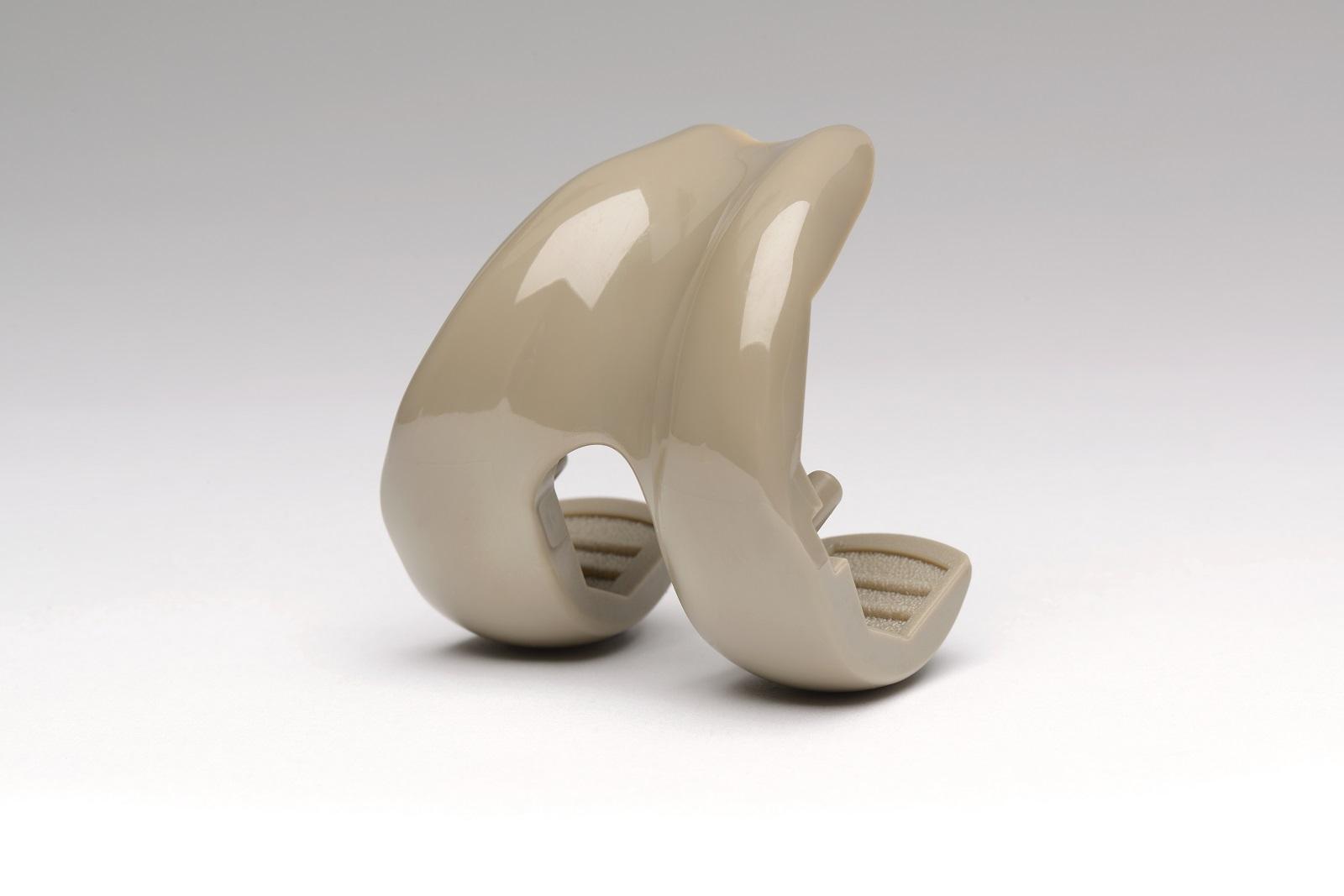 PEEK-OPTIMA Polymer Knee Implant